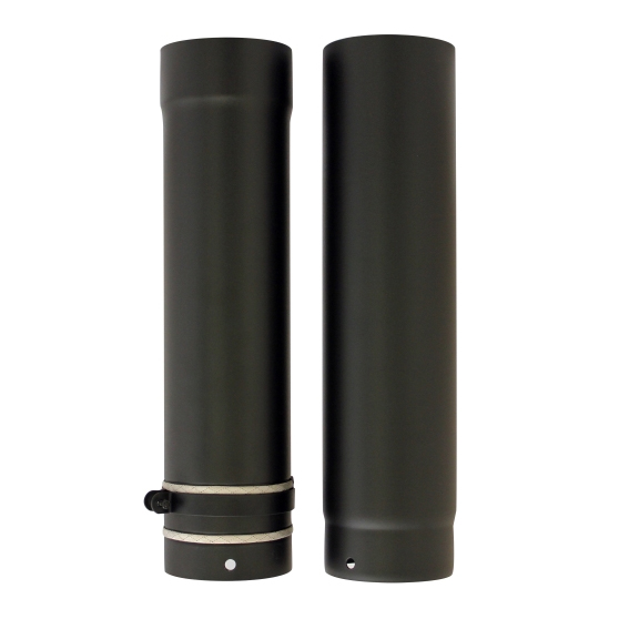 """6"""" 2 Part Adjustable Pipe 565mm - 920mm"""
